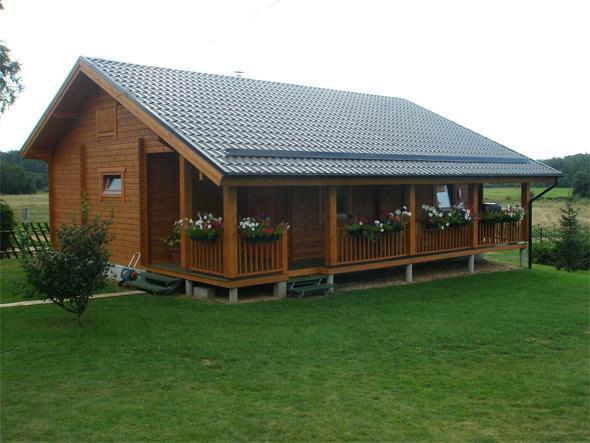 Productos madera de palma for Casas de madera para jardin precios